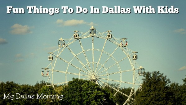 Fun Things To Do In Dallas With Kids