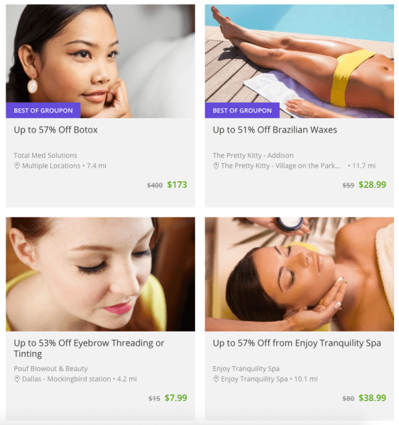 Groupon Extra 25 Off Beauty Spas Today Only My Dallas Mommy