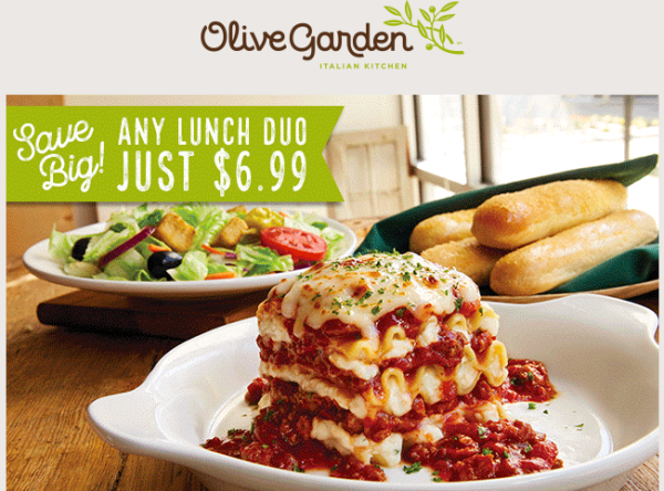 Olive Garden Lunch Duos For Just My Dallas Mommy
