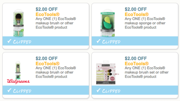 image regarding Ecotools Printable Coupon named Contemporary $2/1 EcoTools Materials Coupon codes \u003d Free of charge EcoTools Tub