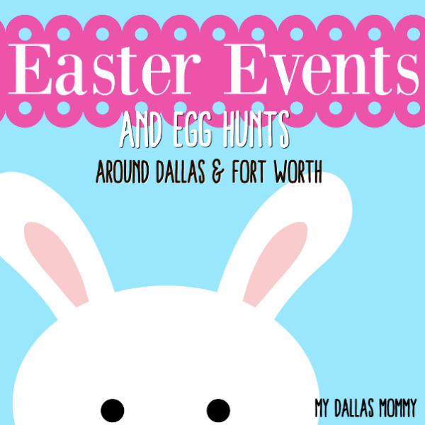 Easter events around Dallas