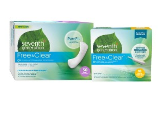 Seventh generation pads coupon