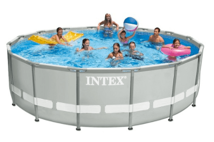 Target~ Intex 15′ X 48″ Ultra Frame Above Ground Pool With Filter ...