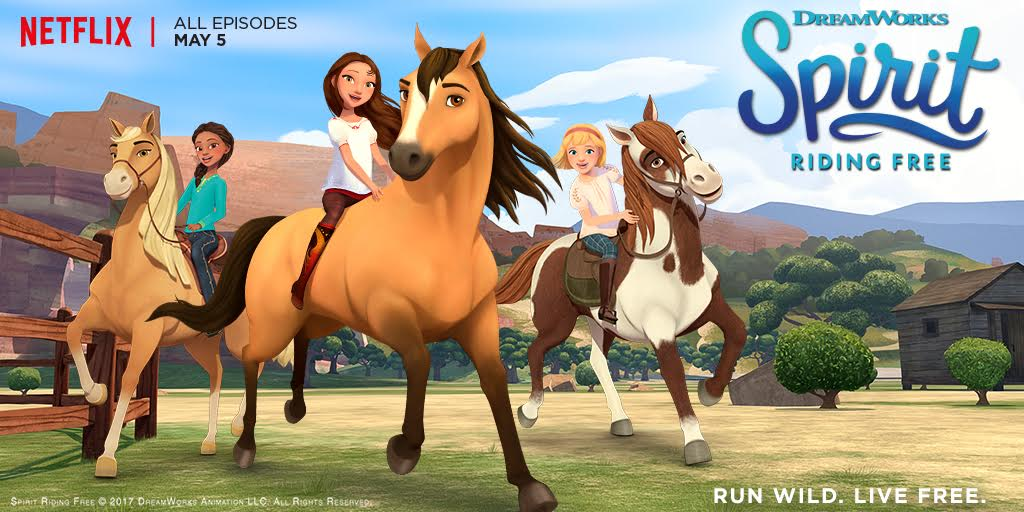 New Dreamworks Spirit Riding Free Netflix Series  Giveaway - My Dfw Mommy-3186
