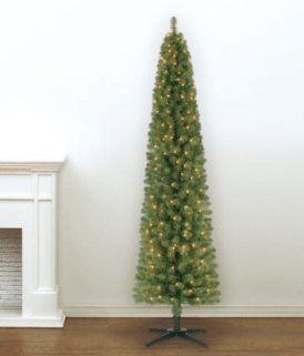 go over to michaels where they are hosting their biggest tree event ever and offering tons of great deals only available online plus all trees 6 feet and - Michaels Christmas Tree