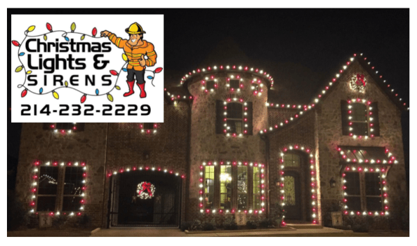 get your christmas lights put up by christmas lights sirens local