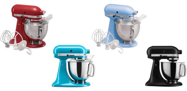 Kohl s cardholders kitchenaid artisan 5 quart stand mixers just shipped after kohl 39 s - Kohls kitchenaid rebate ...
