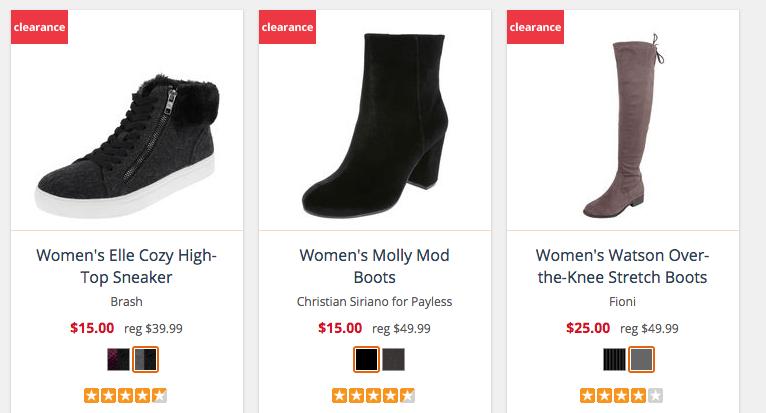 Boots Just $12.75 (Reg $50