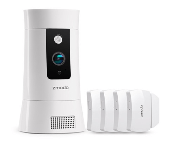 Zmodo Wireless All In One Security Camera System Just 99