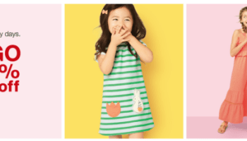 89b76cee08 25% Off Target Spring Dresses - My DFW Mommy