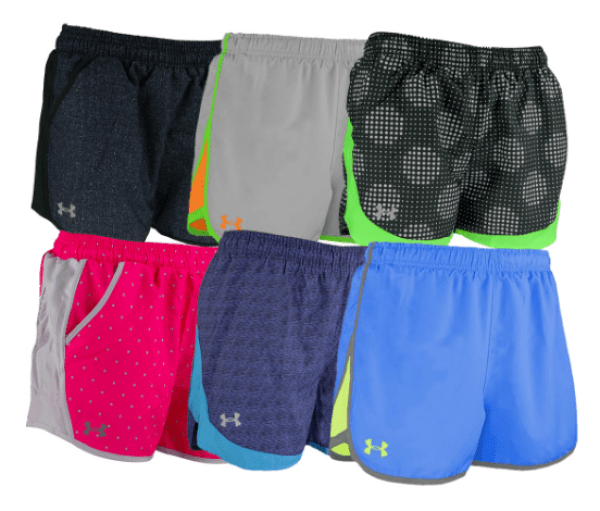 Head over to Proozy to score Under Armour Women s Running Shorts Mystery  3-Pack for only  40 shipped with promo code 3FOR40 at checkout! f6ce1f0863