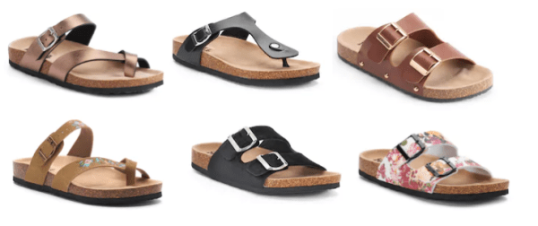 1132e4eb66d Kohl s Cardholders~ Mudd Sandals For  10.49 Each (Reg  24) - My DFW ...
