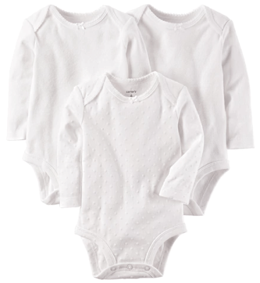 0087e182e Kohl's Cardholders can grab a great deal on newborn baby bodysuits: