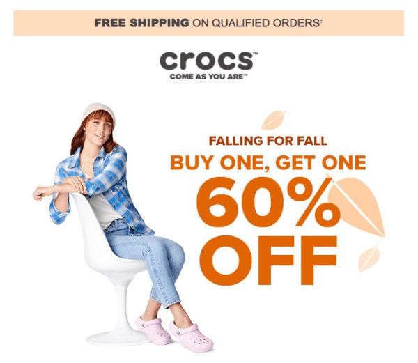 83645cf297ddef Crocs~ Buy One