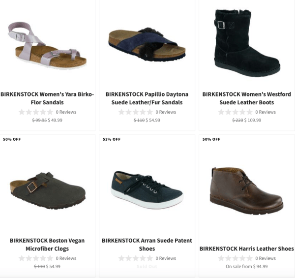 815419fa8540 50% Off ALL Birkenstock + FREE Shipping - My DFW Mommy