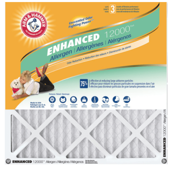 arm & hammer 4 pack filters