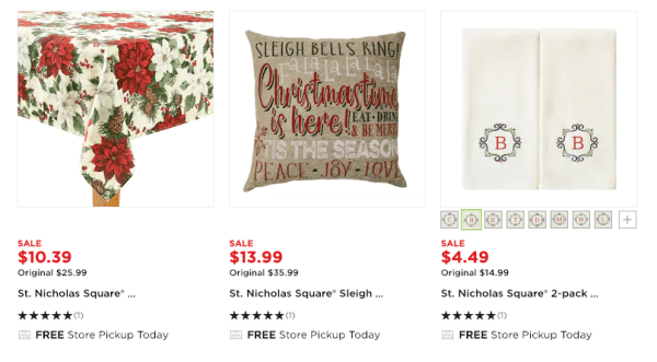 4a986673b53 Up to 80% Off Holiday Decor at Kohl's - My DFW Mommy