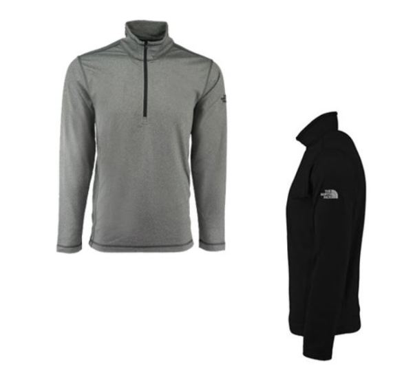 a8e0596a7f0b The North Face Men's Tech 1/4 Zip Fleece Jacket is on sale for $39.99  Shipped (Retail $65). There are several colors available in sizes S through  3XL.