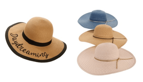 212aaf174 Time & Tru Summer Hats as Low as $9.96 - My DFW Mommy