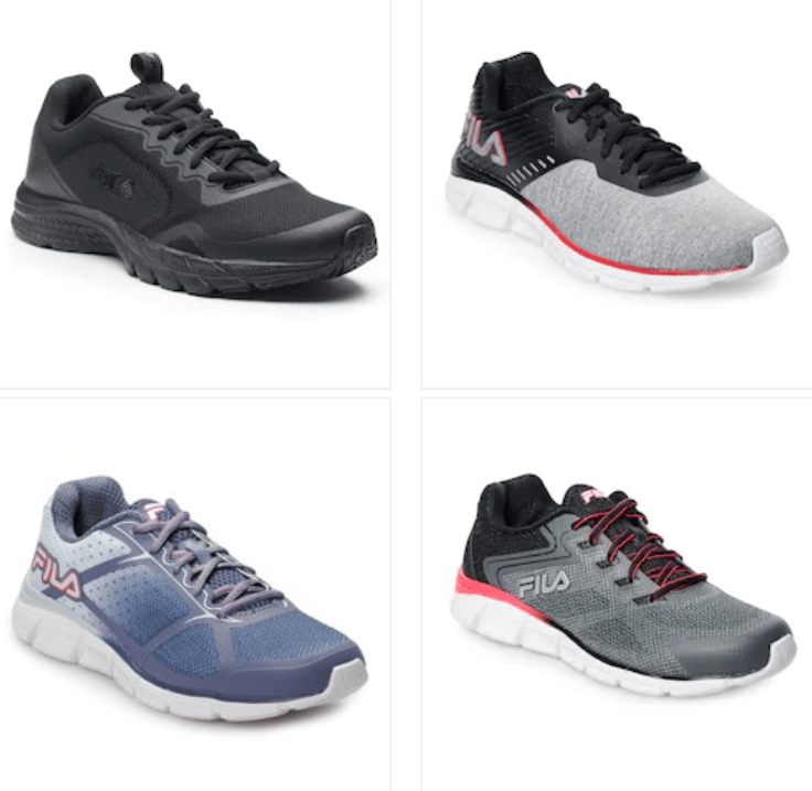 Memory Foam Running Shoes $15.97 Today