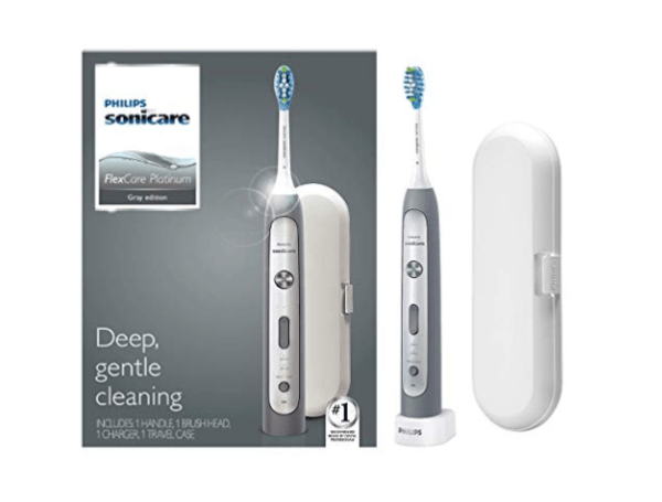 Philips Sonicare Flexcare Platinum Electric Rechargeable Toothbrush