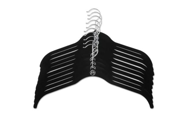 Joy Mangano 10-Pc. Huggable Hanger Set