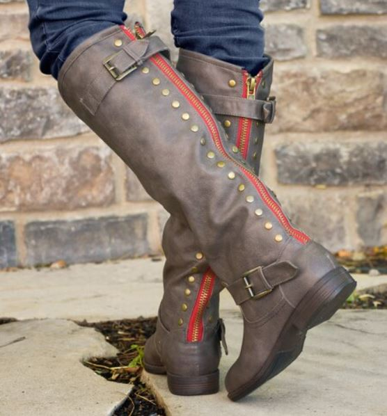 Knee-High Boots $47.49 (Retail $99.99