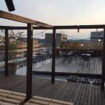 仙台の屋上レンタルスペース「ROOF GARDEN」のロケーションが最高