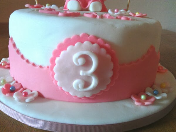 Hello Kitty Birthday Cake My Darlings And Me