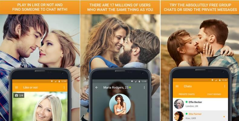 BeNaughty Dating App Mobile