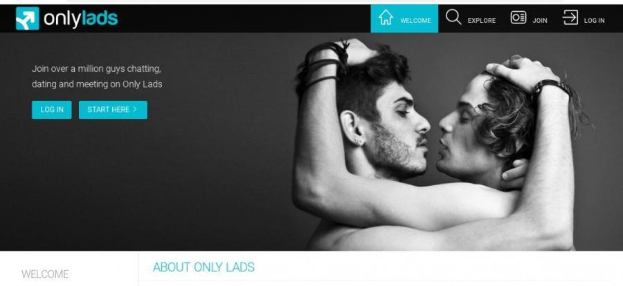 OnlyLads.com Gay Dating Website Reivew