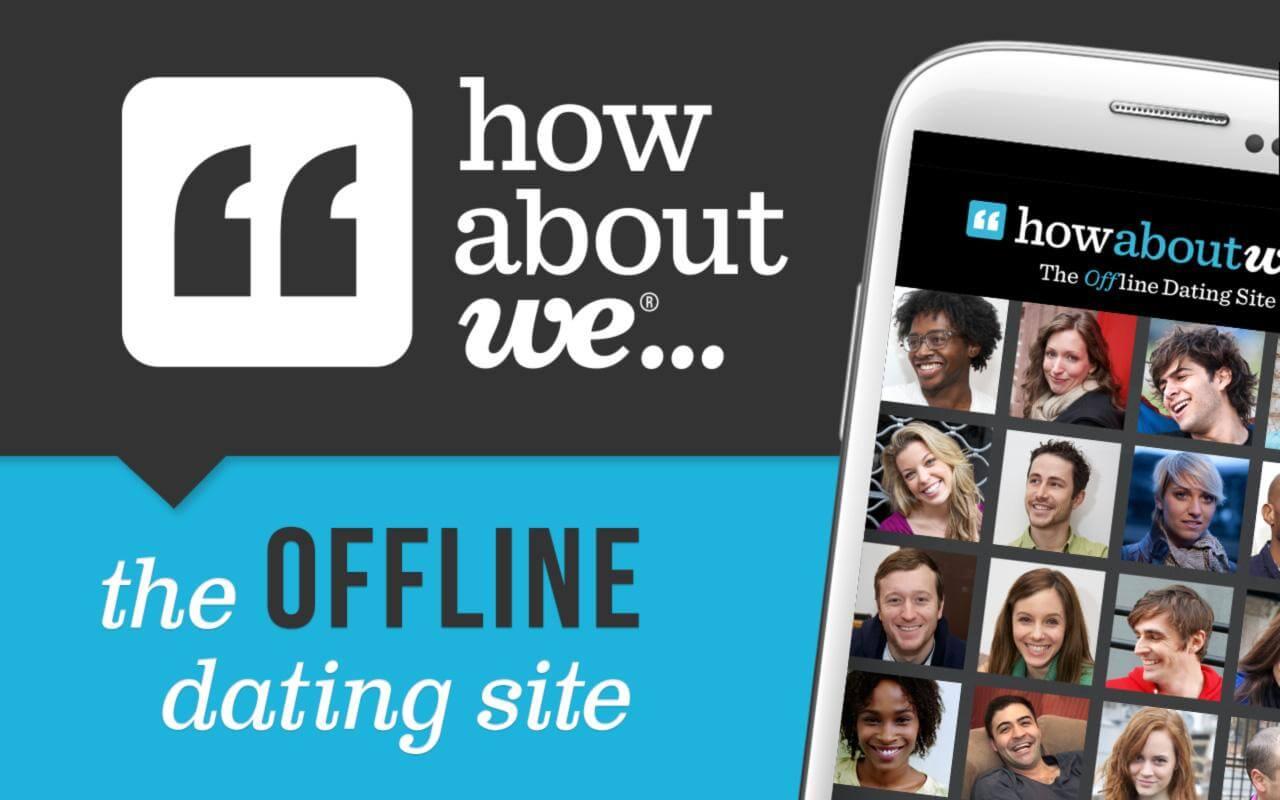 howaboutwe offline dating site