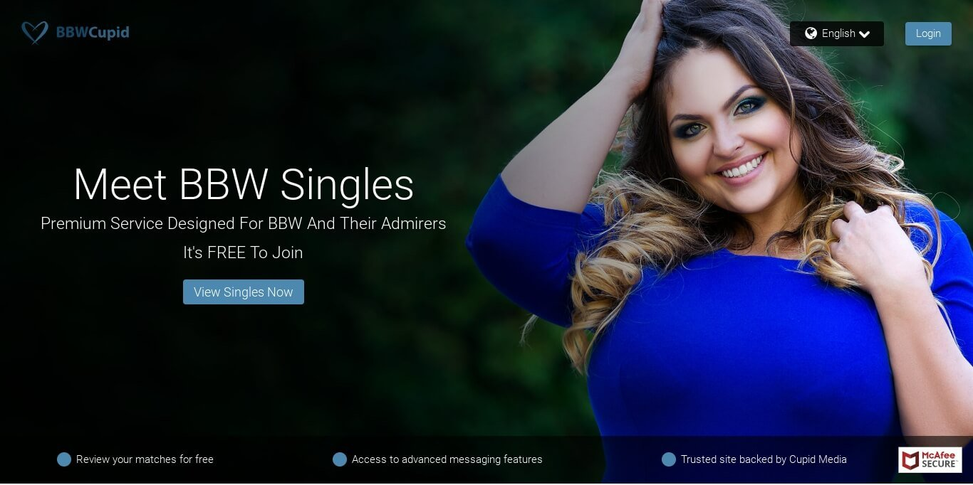 bbwcupid dating site review