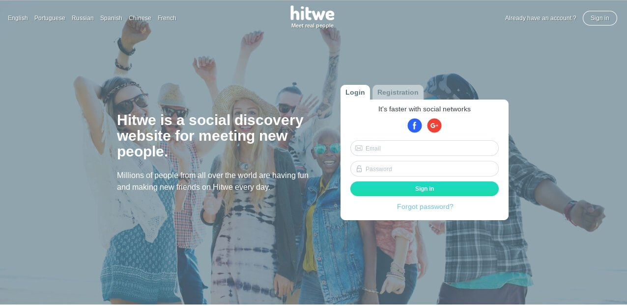 hitwe dating site review