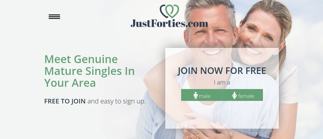 justforties.com dating site review