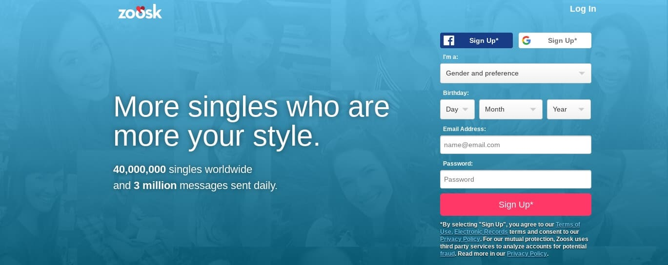 zoosk uk dating site review