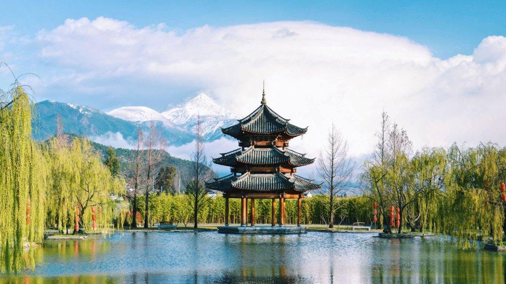 Banyan Tree Lijiang Resort, China