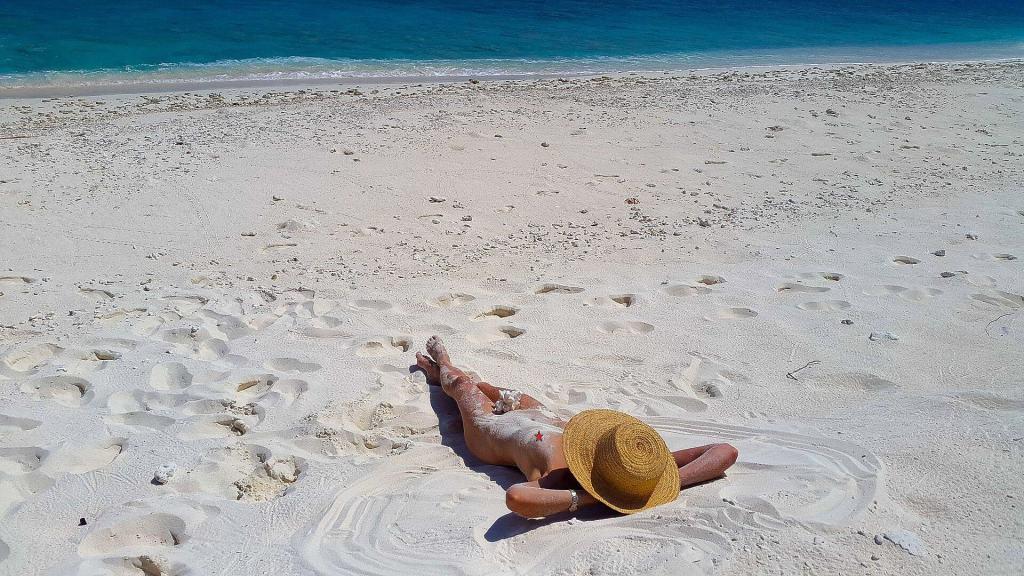 Spaggia Della Lecciona, Italy, Nude Beach