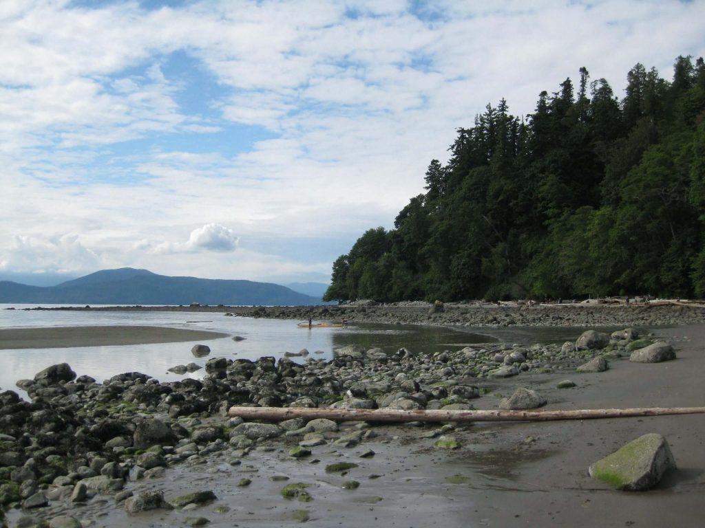Wreck Beach, Vancouver, Canada, BC