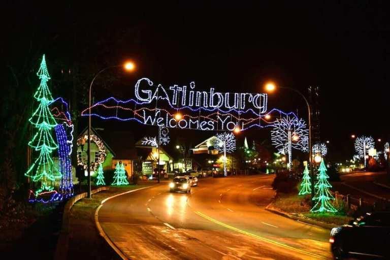gatlinburg tn winterfest