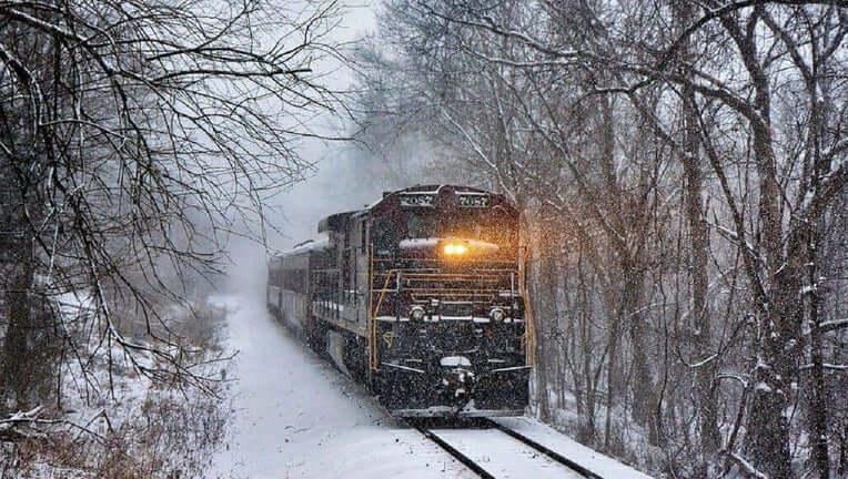 new hope pennsylvania north pole express train