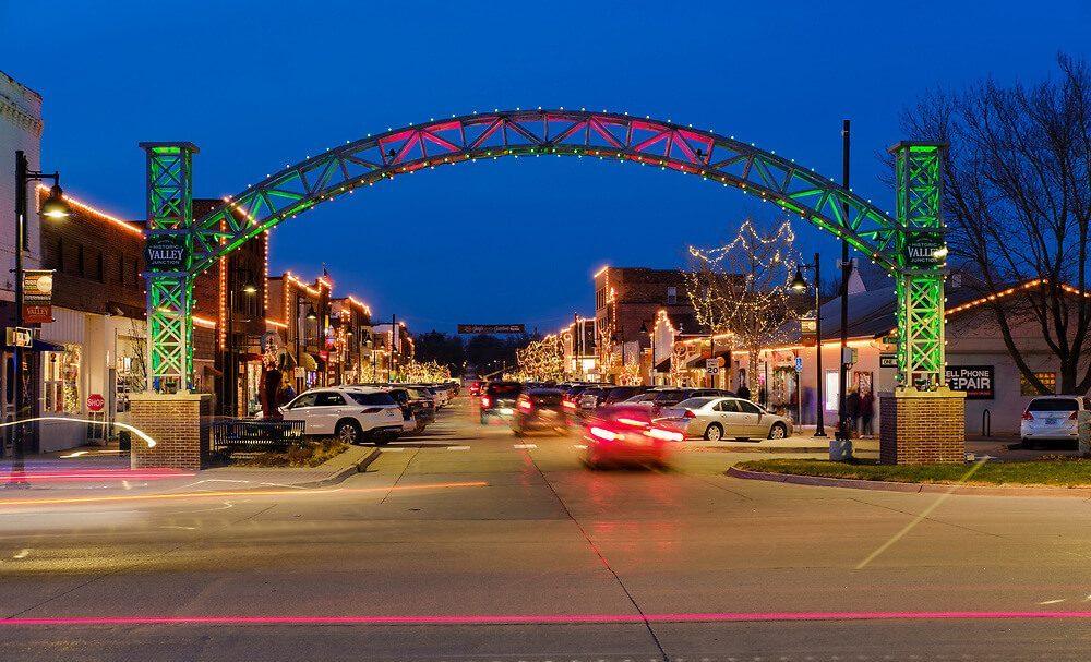 valley junction iowa christmas lights