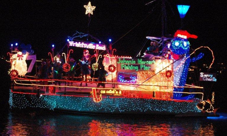 wrightsville beach nc christmas celebrations