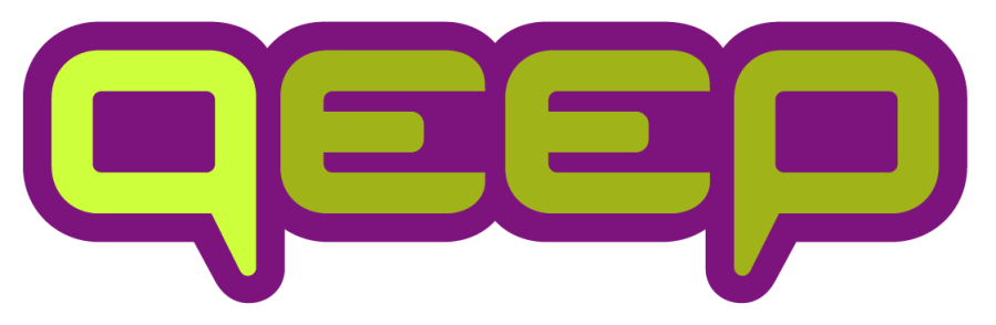 qeep logo