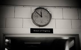 False Sense of Urgency and Service Providers for Children