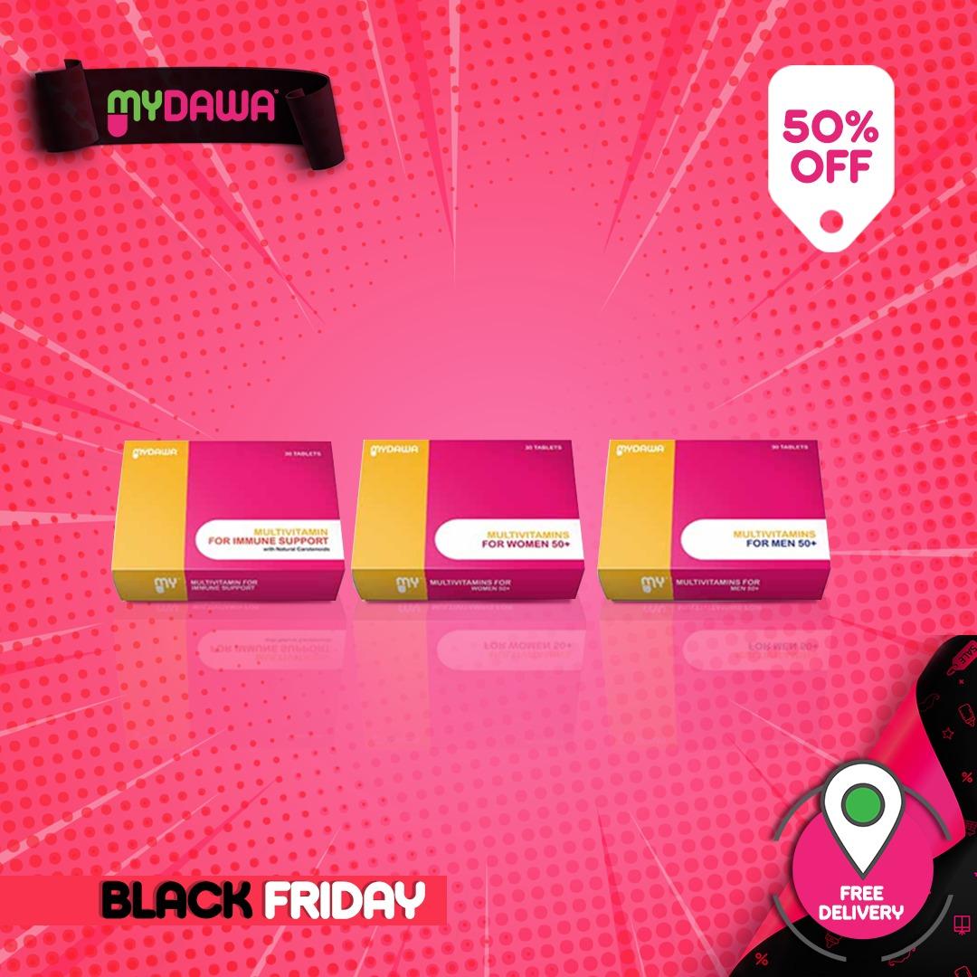 MYDAWA Dietary Supplements black Friday offer