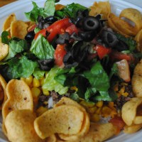 Taco Salad (Haystacks)