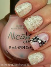 myd loves classic wedding nails