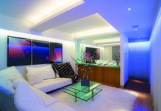 My Decorative  Interior lighting with LED