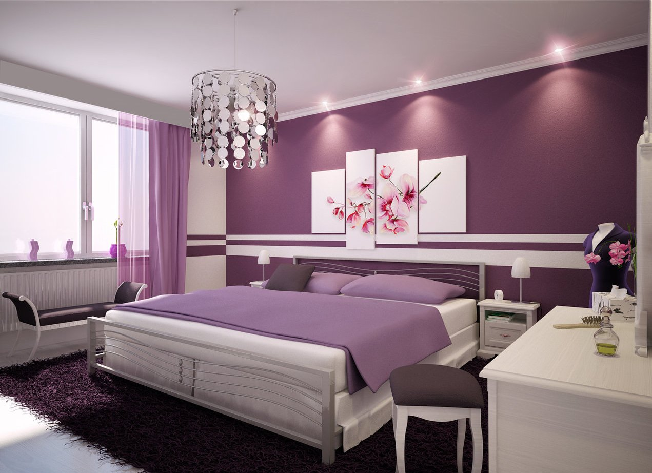 Decorating Bedroom In Five Easy Steps  My Decorative